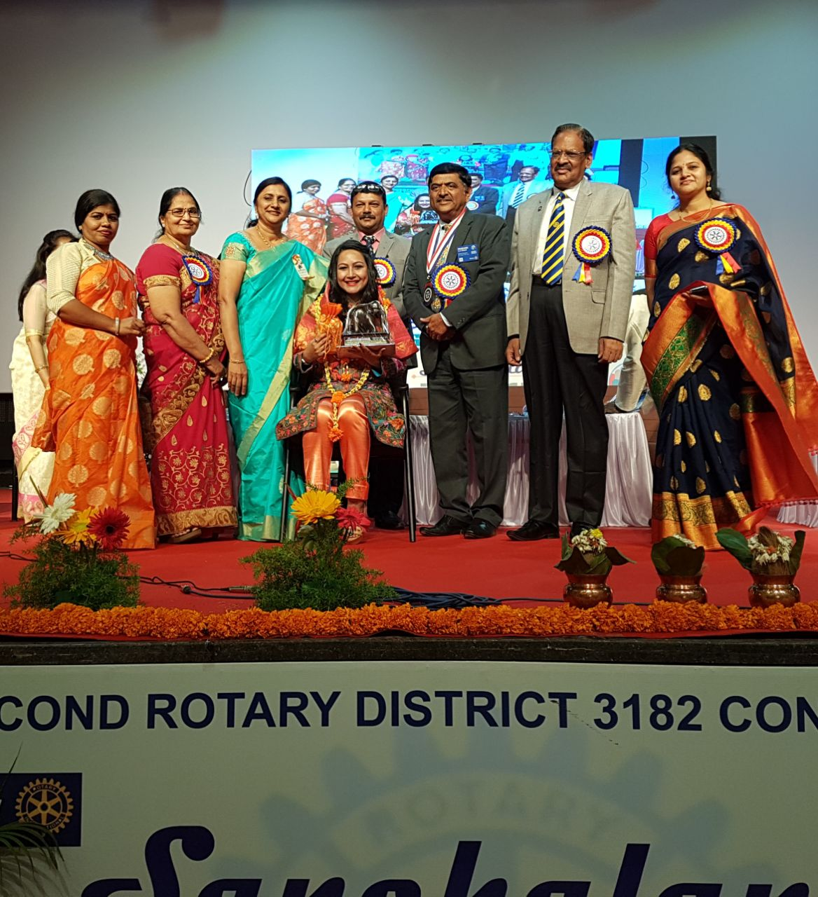 "Rotary Club District Conference on ""women empowerment and society"""