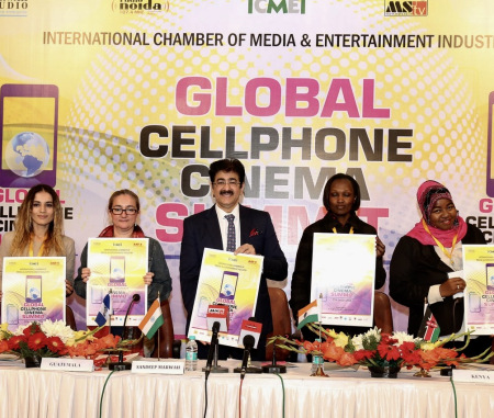 25 Countries Participated in Global Cellphone Cinema Summit