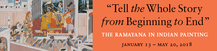 Ramayana exhibition at Emory University curated by students