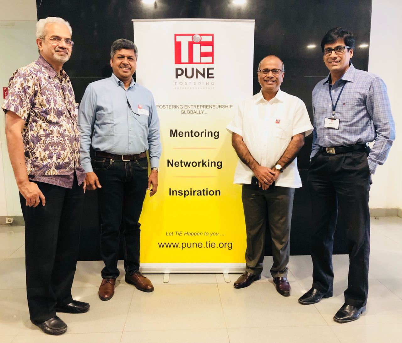 14 start-ups from Pune are ready for funding under TiE Pune Nurture mentoring initiative