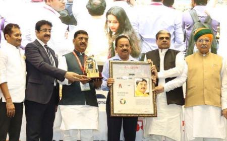 ICMEI Honored Parliamentarians With Fame India Awards