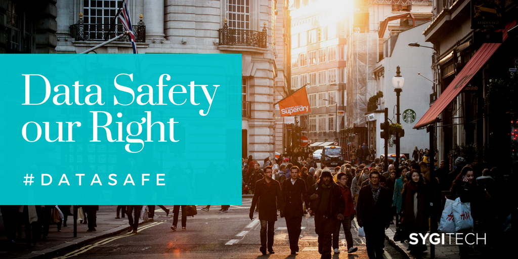 SYGITECH launches Campaign #DataSafe