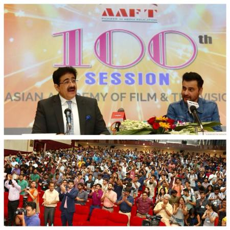 100th Session of AAFT Inaugurated at Noida Film City