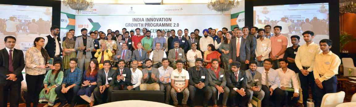 Department of Science and Technology, Lockheed Martin and Tata Trusts announce the winners of India Innovation Growth Programme (IIGP 2.0) – 2018