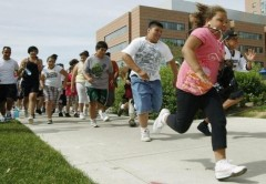 Children in private schools may be headed for weight loss surgery