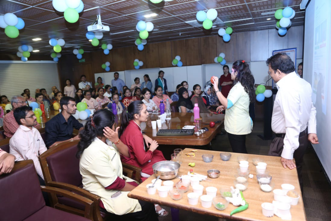Experts create awareness on Food Adulteration as part of World Quality Week