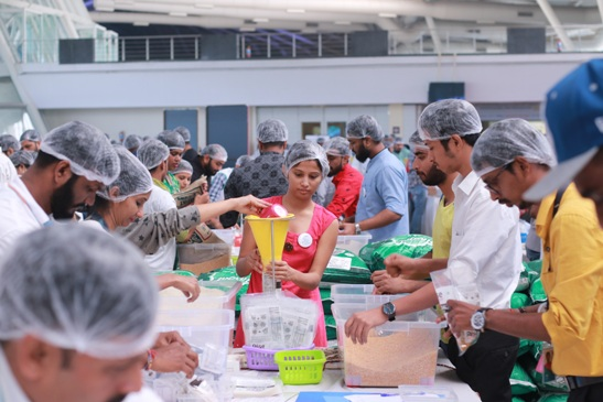 Rise Against Hunger India to pack 3 lakh meals and fight food poverty