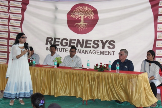 Regenesys Institute of Management culminated their Community Development Program