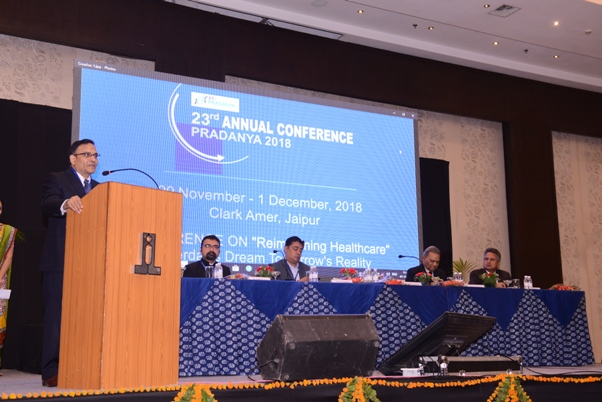 Conference on Future Healthcare in India