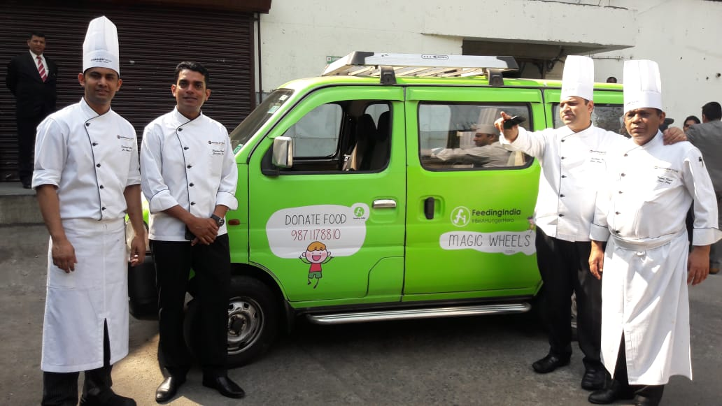 Hotel Sahara Star provides a helping hand to the ones in need