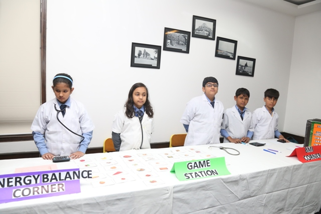 Blue Bells Public School Organises 'Learning Unbound-Chapter 2018-19'