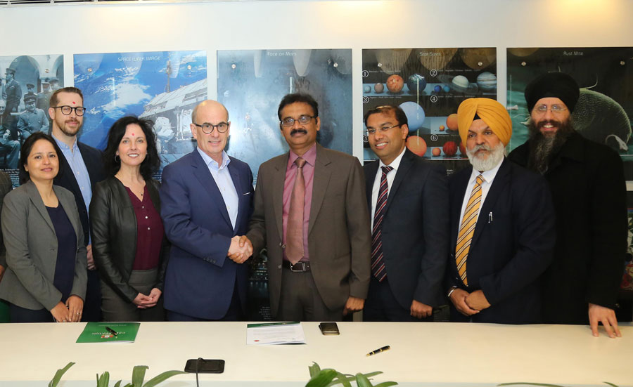 Canada's Cape Breton University CBU signs MoU with Lovely Professional University