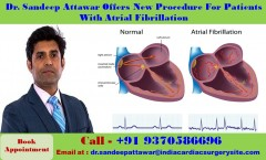 New Procedure For Patients With Atrial Fibrillation