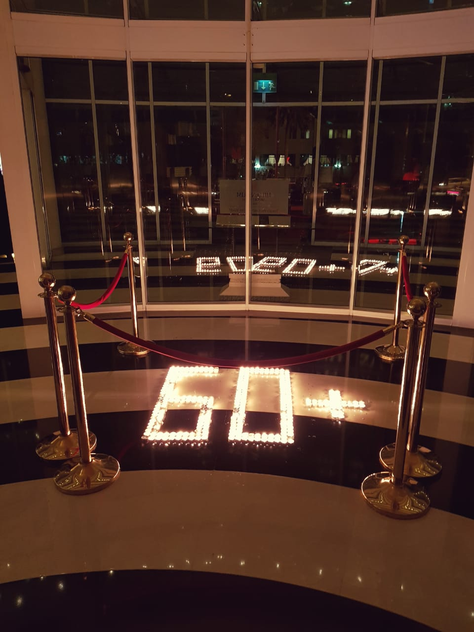 Millennium Airport Hotel Dubai celebrates Earth Hour 2019