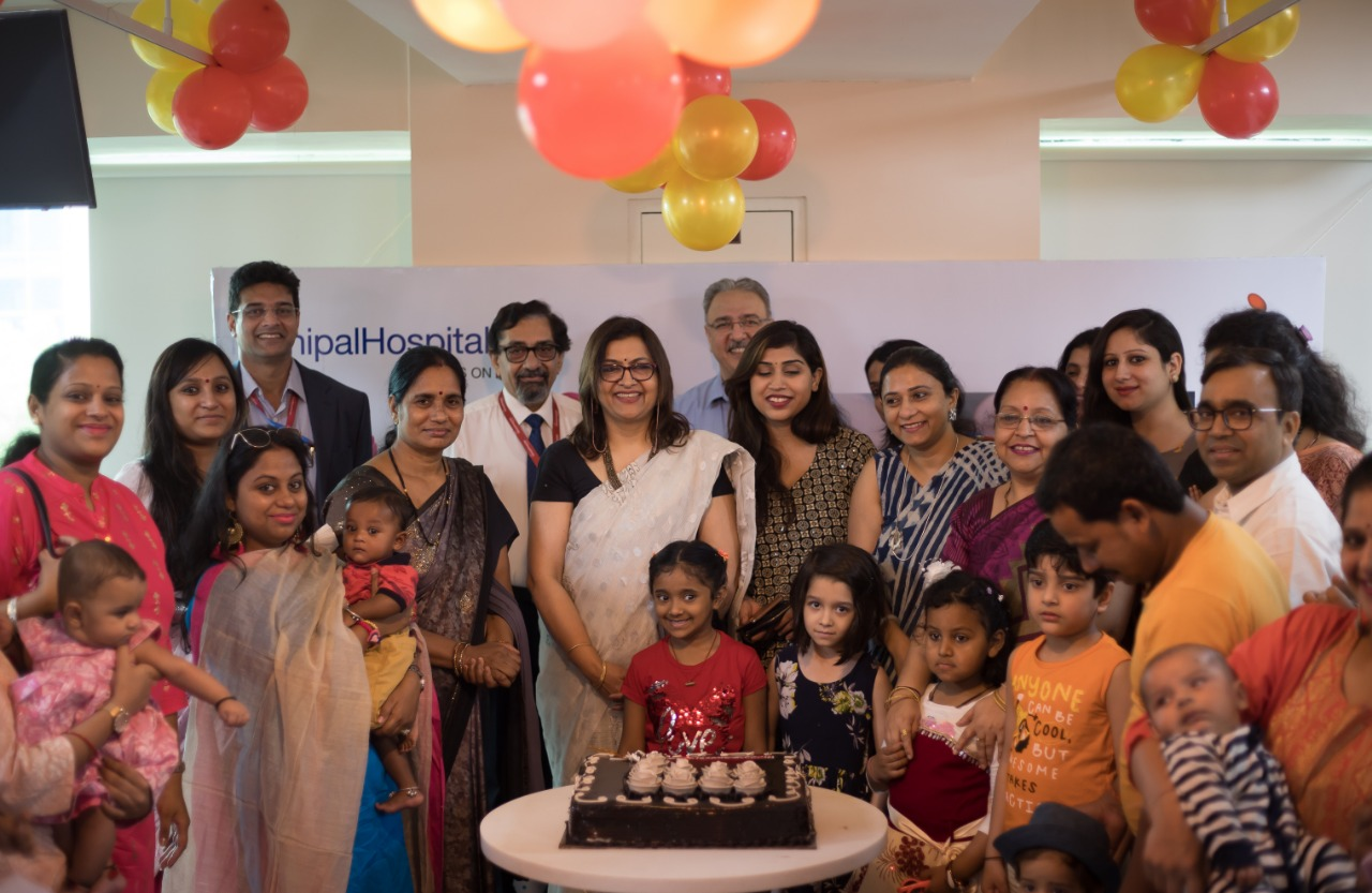 Manipal Hospitals Dwarka celebrates Mother's Day