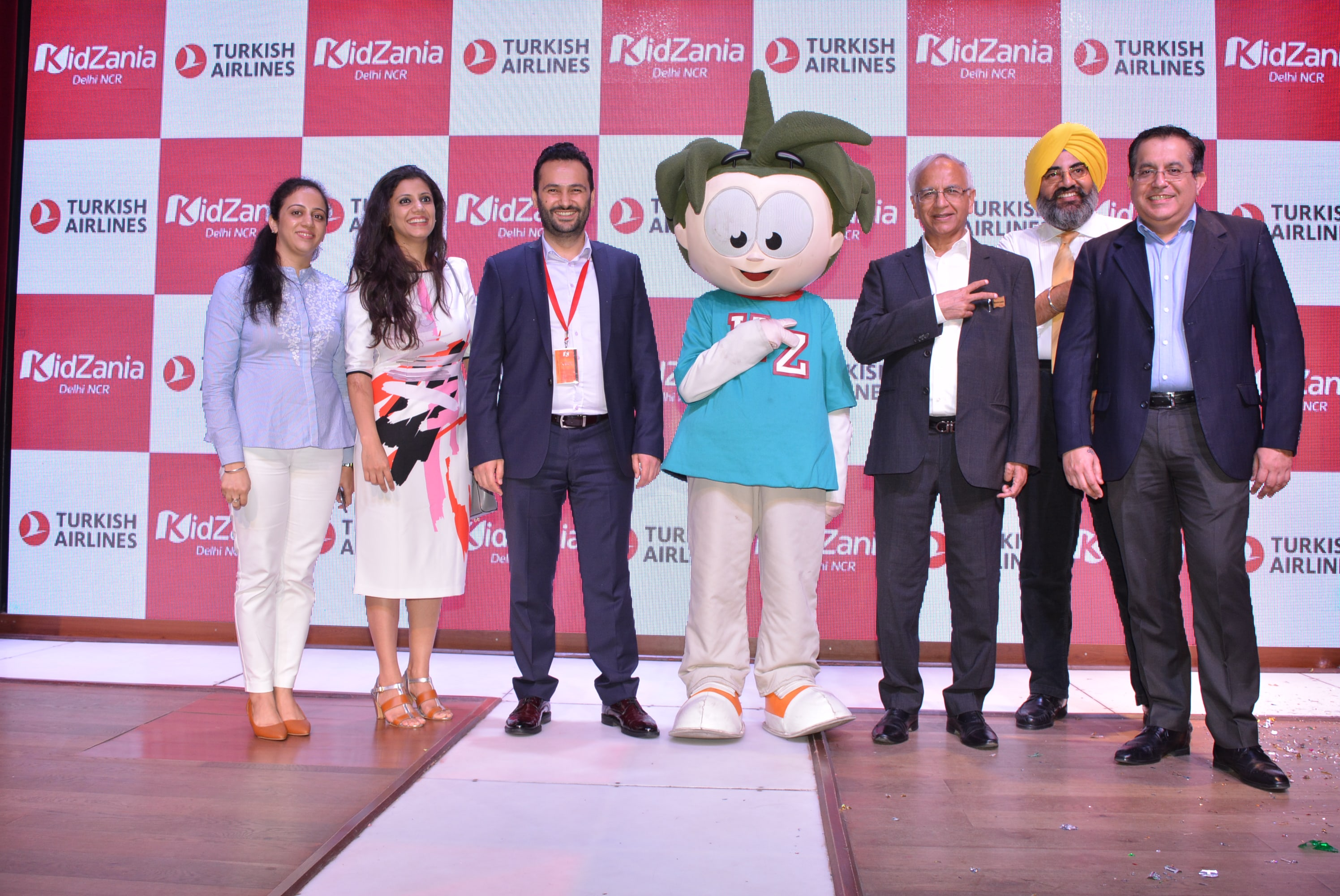 Turkish Airlines and Kidzania join hands to launch aviation academy activity for kids