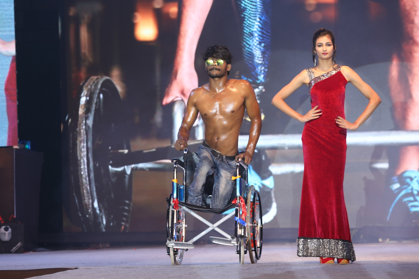 Divyang Talent & Fashion Show on 14th Divya Heroes