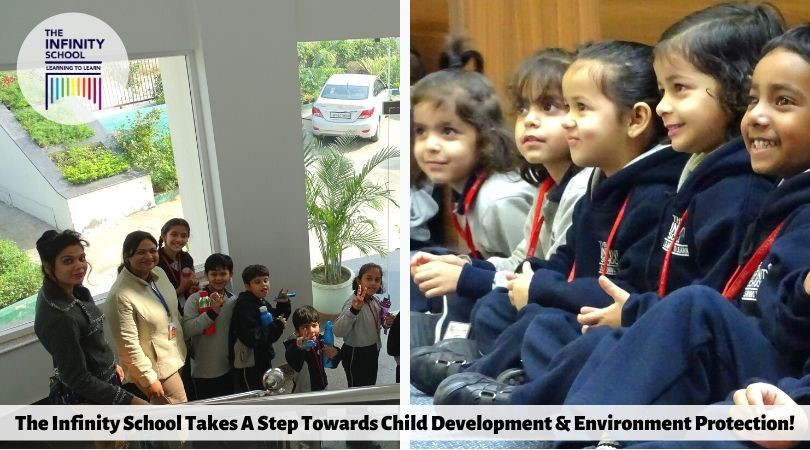 A Step Towards Environment Conservation & Awareness